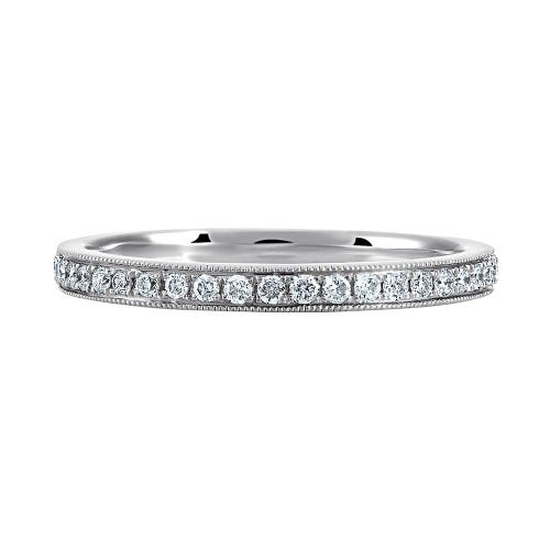 TRULY™ Zac Posen 1/4 ct. tw. Diamond Band in 14K White Gold