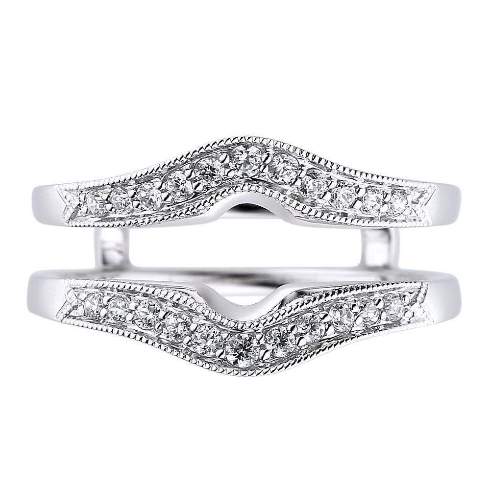 26 Best Double Band Ideas Images Wedding Rings Engagement Rings