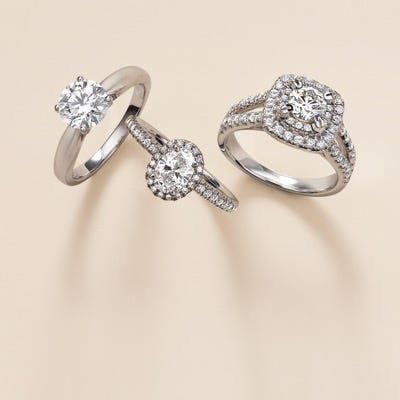 Best Selling Engagement Rings