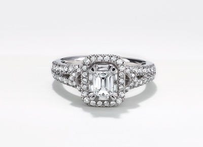 One Of A Kind Vintage Engagement Rings