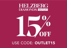15% OFF OUTLET JEWELRY