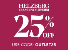 25% OFF OUTLET JEWELRY