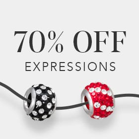 70% off Expressions