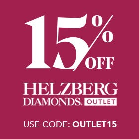 15% off Outlet